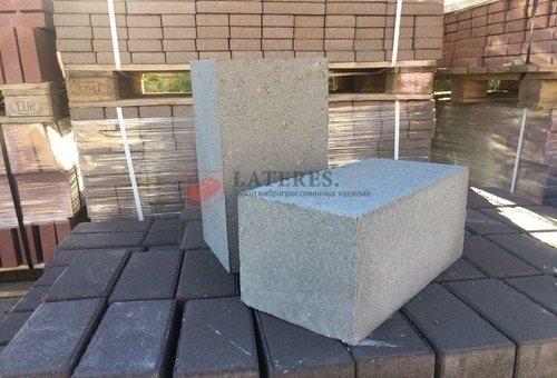 Блок 200×200×400 М200 полнотелый