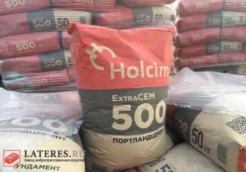 Цемент 50 кг Holcim ExtraCEM 500