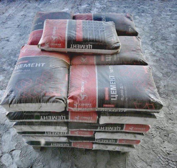 Цемент в мешках: расфасовка, применение в строительстве, плюсы и минусы
