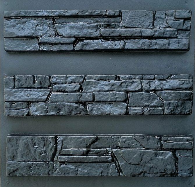 формы для декоративного бетона из пластика