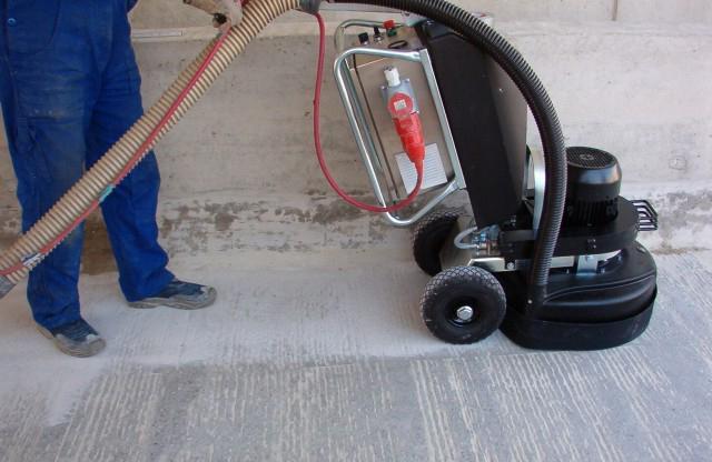 фрезеровка бетона