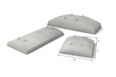 Фундаментная подушка для ленточного фундамента