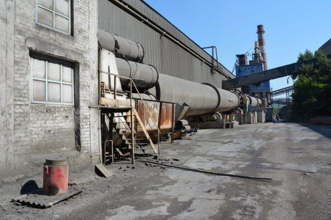где и как производят цемент