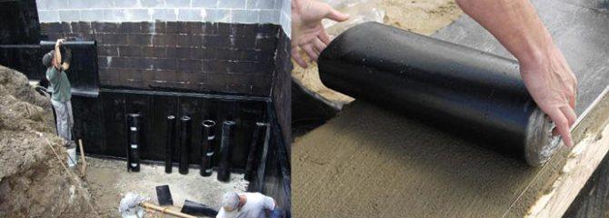 гидроизоляция газобетона