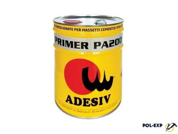 Грунтока полиуретановая на растворителе ADESIV PRIMER PA200