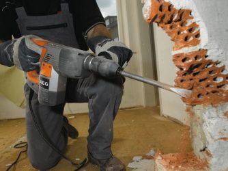 Инструмент для долбления бетона