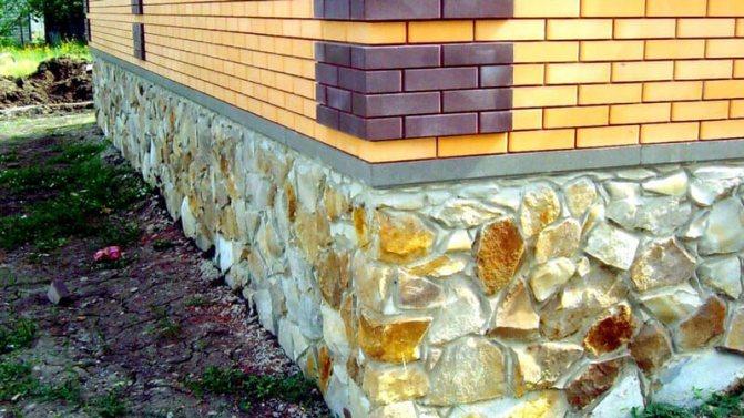 изготовить искусственный камень из цемента