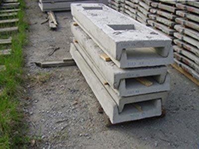 кабельный лоток бетонный