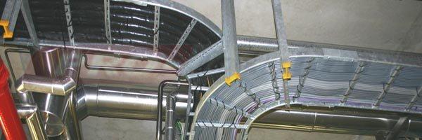кабельный лоток лестничного типа