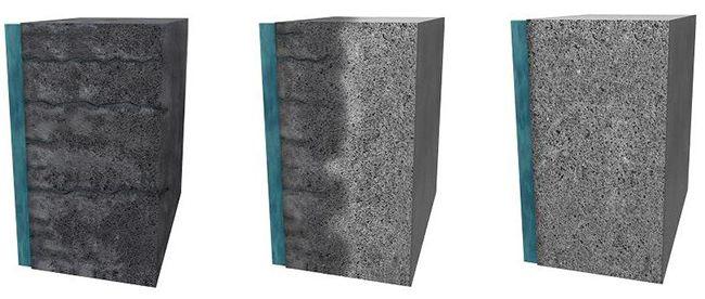 Как действует вода на бетон
