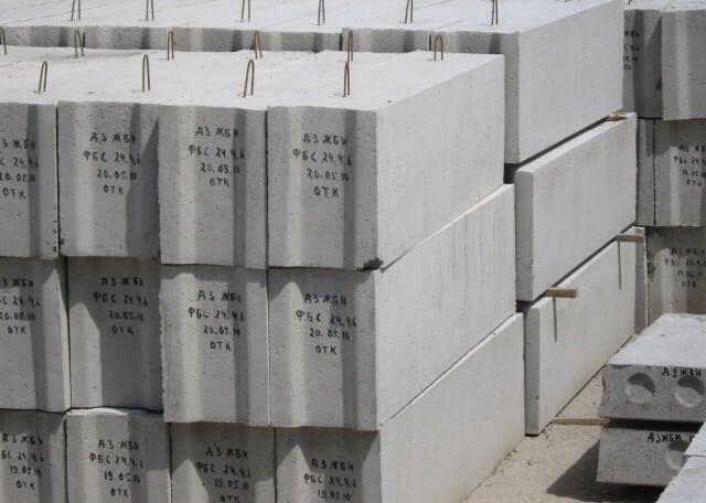 как определяется прочность бетона