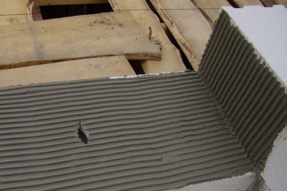Как правильно делать кладку газосиликатных и пенобетонных блоков на клей