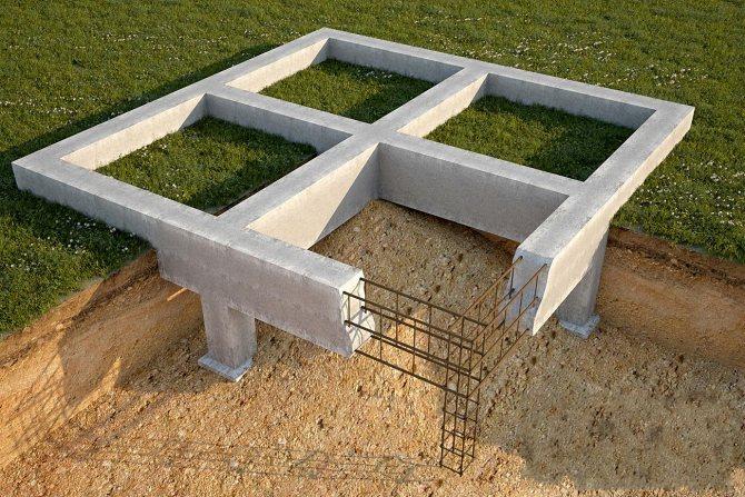 Как правильно вязать арматуру для фундамента: схема, как гнуть