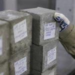 Как проверить марку бетона