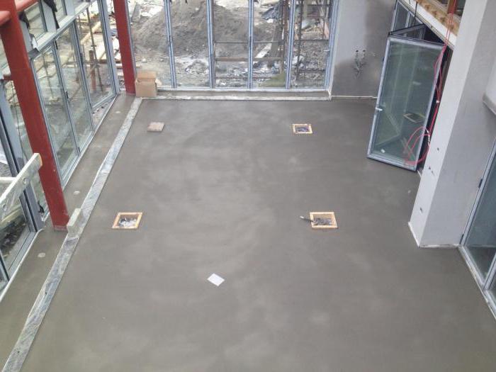 Как сделать бетон из отсева и цемента