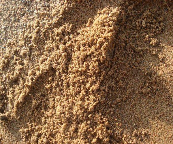 как выглядит строительный песок на фото