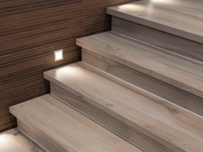 Керамогранит для лестниц