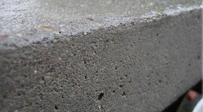 Класс бетона
