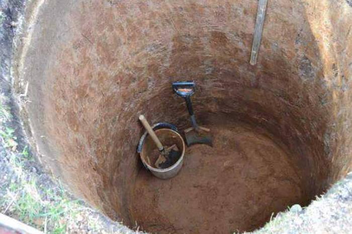 Копка шахты колодца своими руками