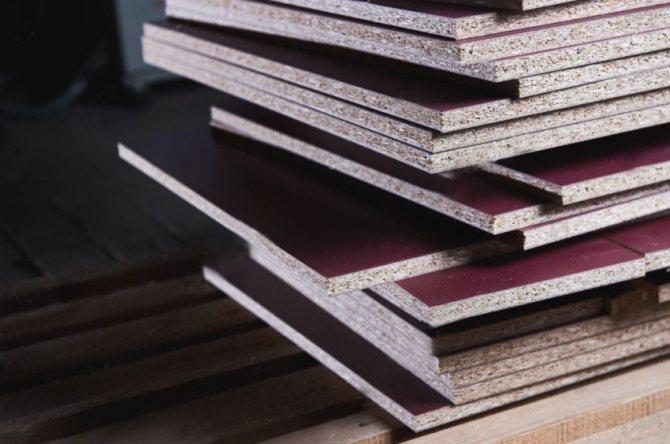 ЛДСП - это плита ДСП с ламинированным покрытием