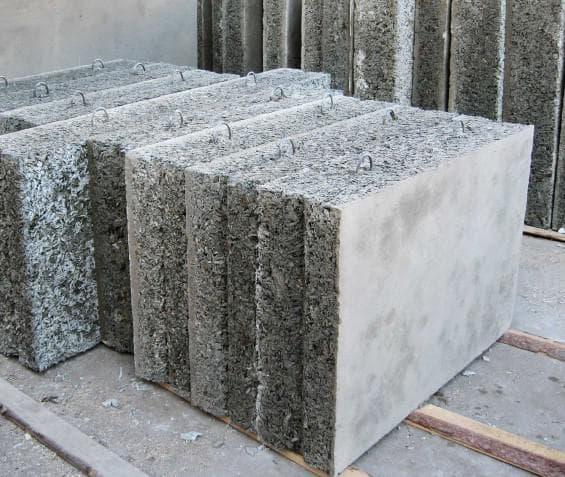 лёгкий бетон