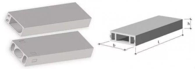 Маркировка вентиляционных блоков