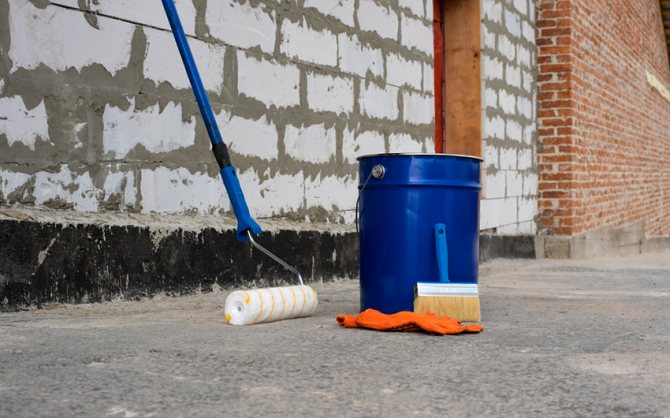 Метод обмазывания позволяет создать качественную защиту поверхности
