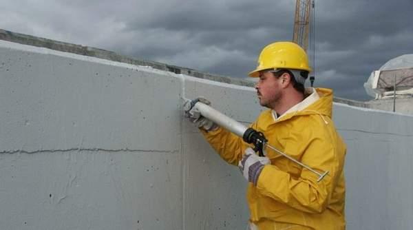 Модифицированные герметики для бетонных швов