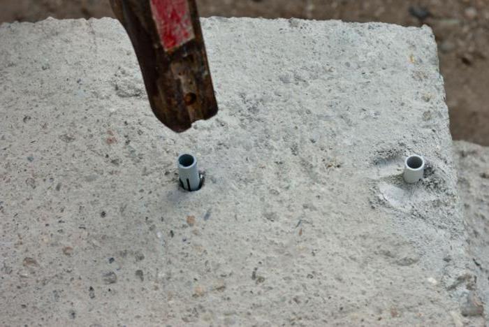 Нагель по бетону: виды, характеристики, использование. Шуруп по бетону