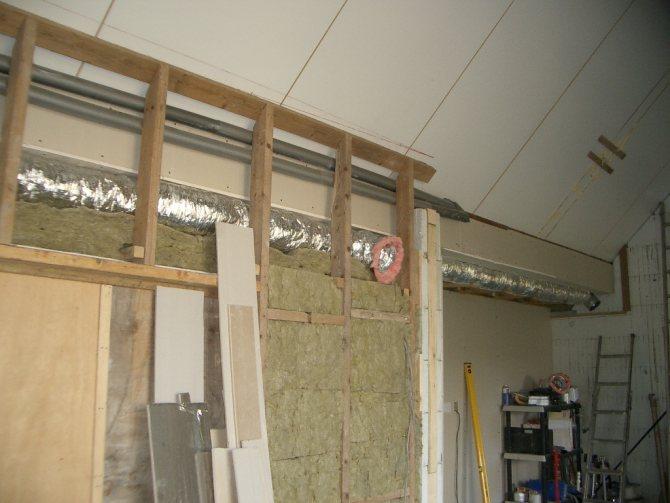Нужна ли вентиляция в доме из газобетона