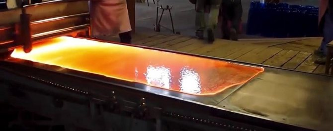 Область применения кварцевого песка