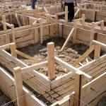 Опалубка, готовая к приёму бетона