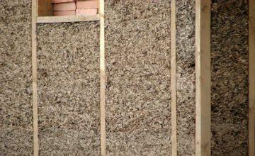 Опилки как утеплитель с цементом, известью, глиной и гипсом: пропорции, рецепты, рекомендации