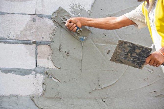 Особенности применения цементно-песчаных растворов