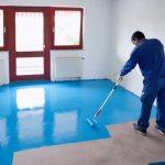 Особенности применения эпоксидных красок для бетона