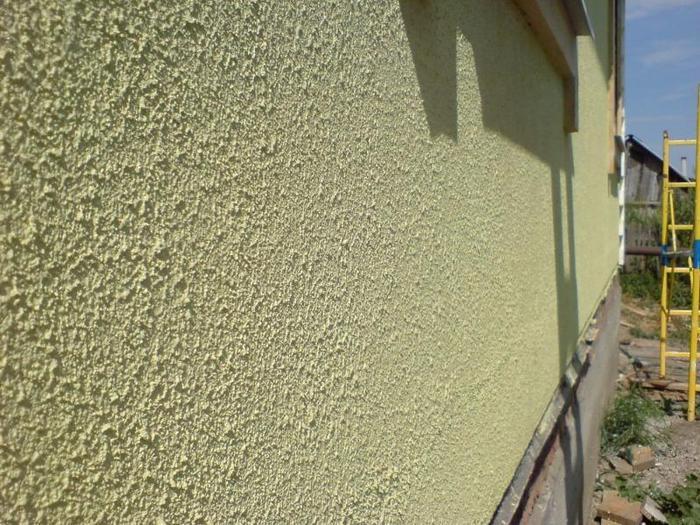панели для наружной отделки дома из пеноблоков