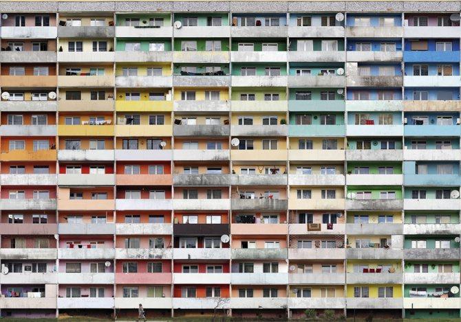 панельні будинки