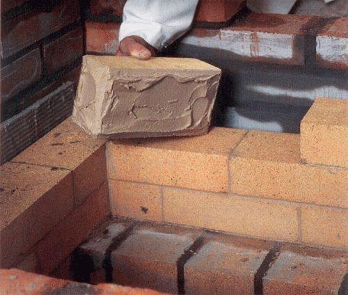 печной цемент
