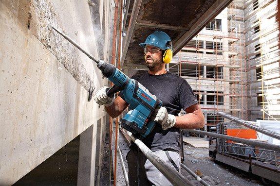 Перфоратор для долбления бетона