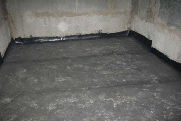 Подготовка поверхности пола под стяжку