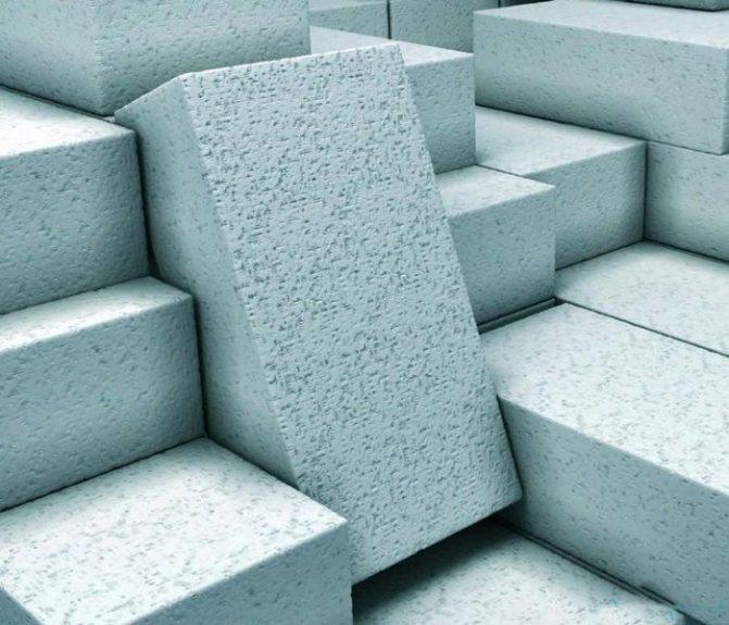 полистиролбетонные блоки отзывы