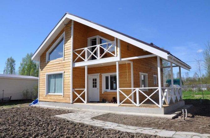 Пошаговая инструкция строительства каркасного дома самому