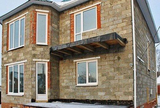Преимущества панелей в строительстве