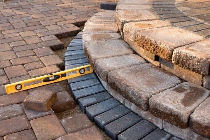При качественной укладке плитка может прослужить более 15 лет