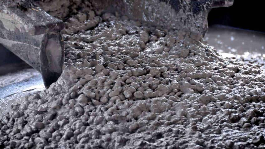 При какой температуре можно заливать бетонные дорожки