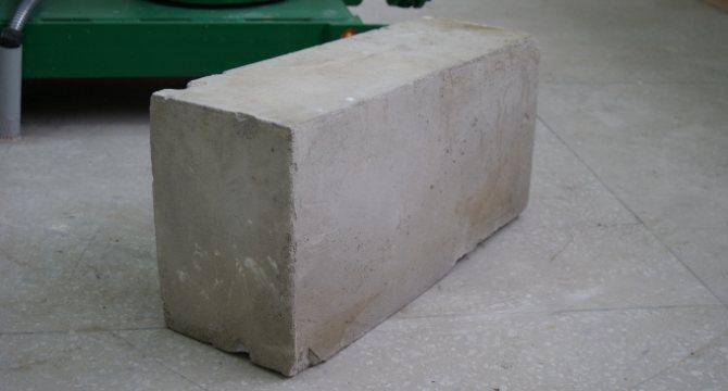 Применение бетона М100