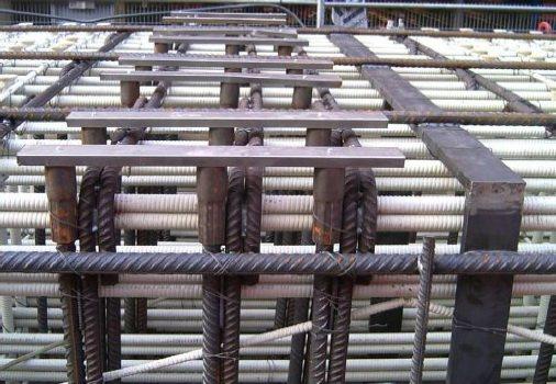 Применение композитной арматуры при строительстве метро