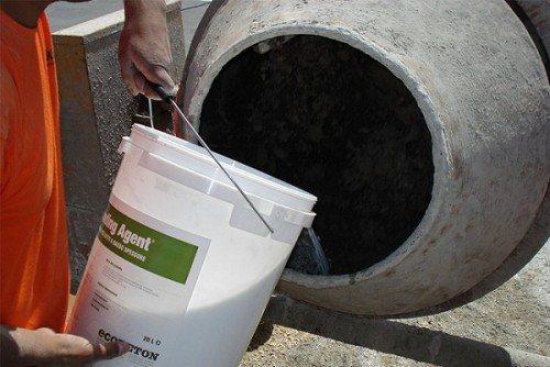 Противоморозная добавка в бетон: разновидности, преимущества, применение