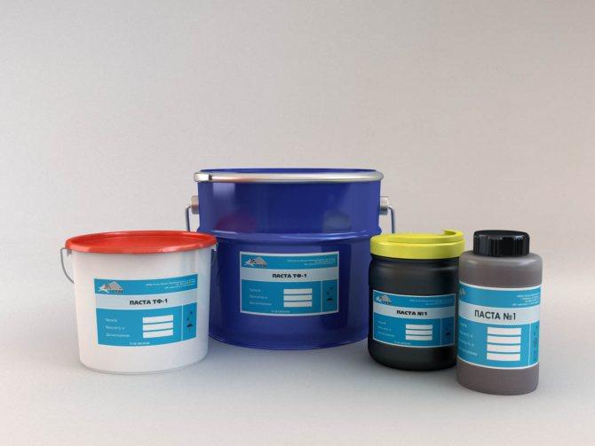 разновидности герметиков для швов