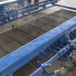 Резательная установка механизированная для производства газобетона